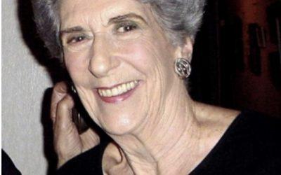 Tribute to Valerie Scott QSM JP 10/8/1928 – 7/9/2016