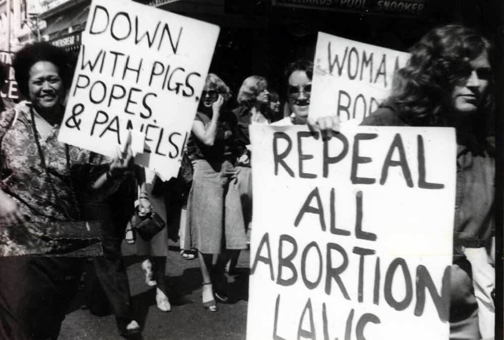 Reproductive Rights are Mainstream